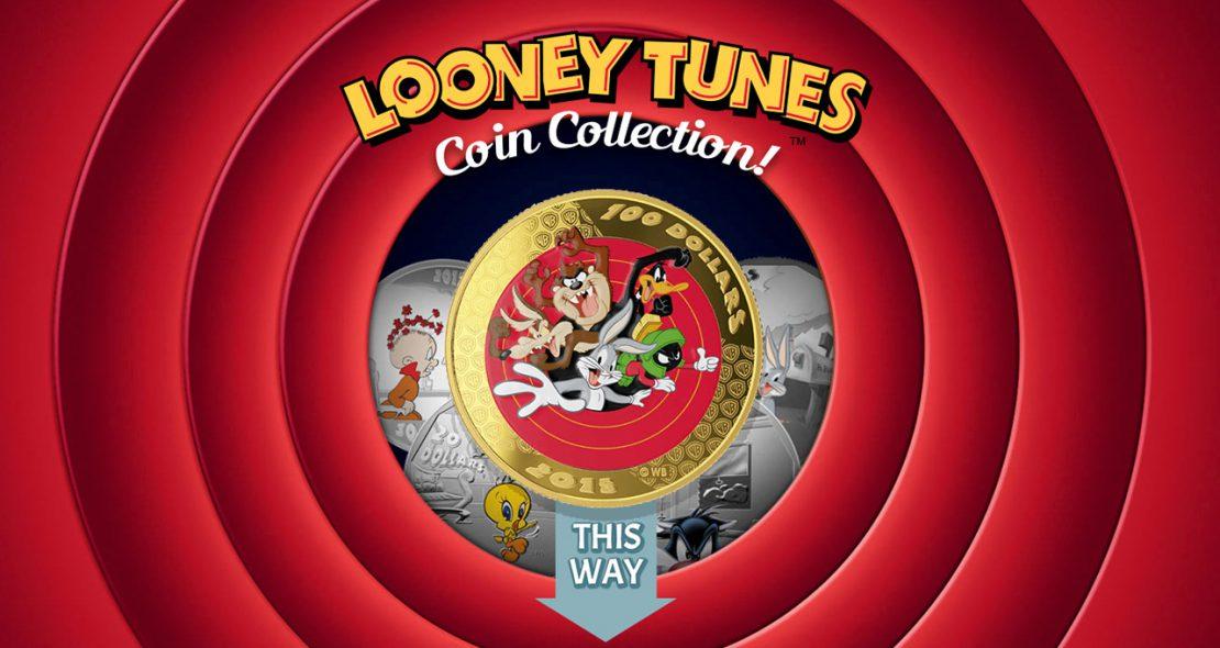 Looney Tunes Microsite