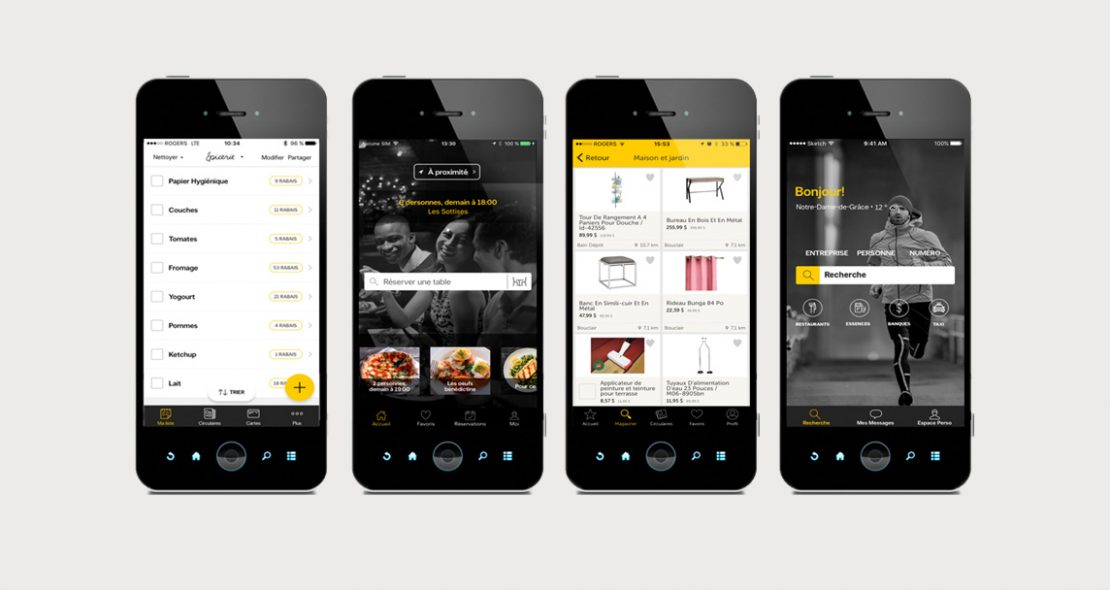 Yellow Pages Group Mobile & API
